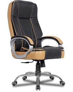 green soul vienna high back revolving office chair review