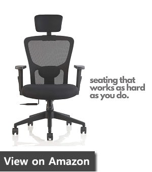 INNOWIN Jazz High Back Mesh Office Chair Review